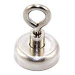 Threaded Eyelet Hook Magnets