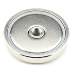Internal Thread Cup Magnet